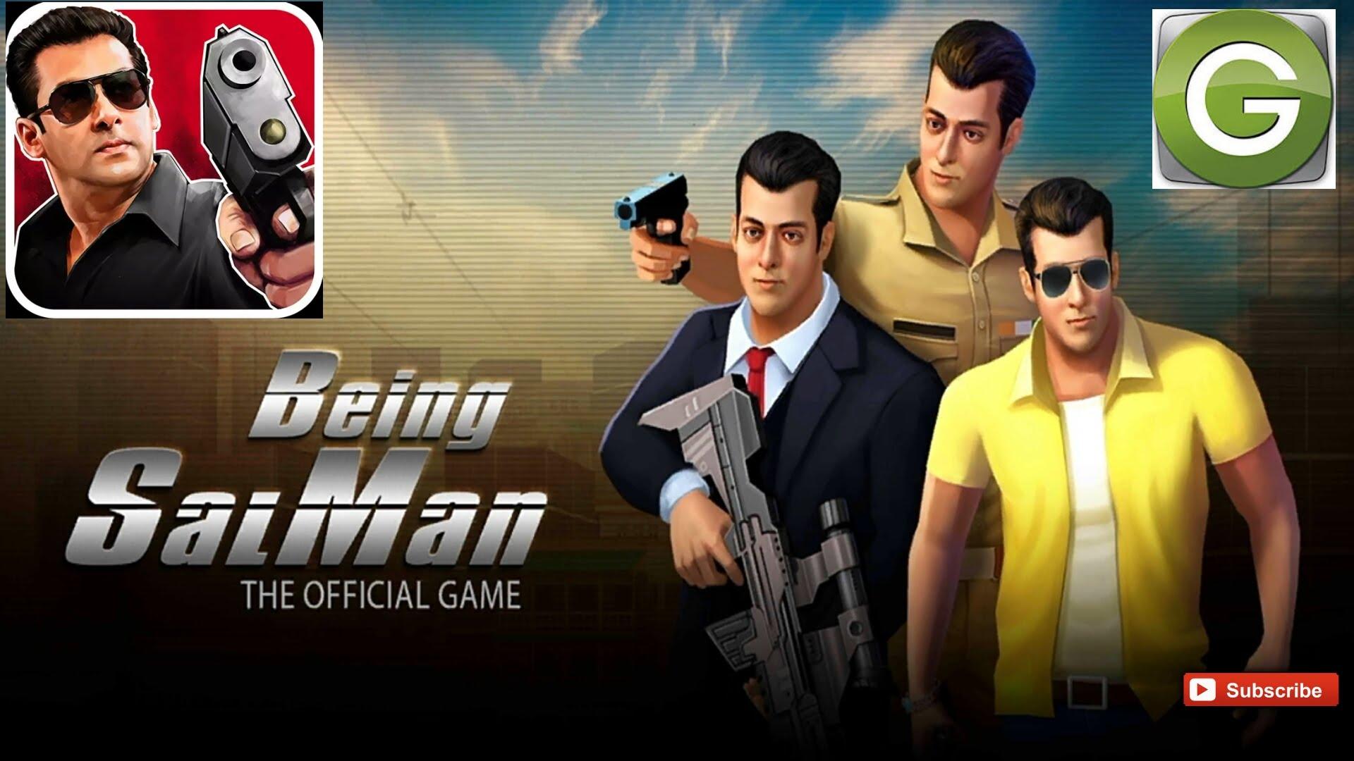 دانلود بازی اندروید Being SalMan:The Official Game سلمان خان