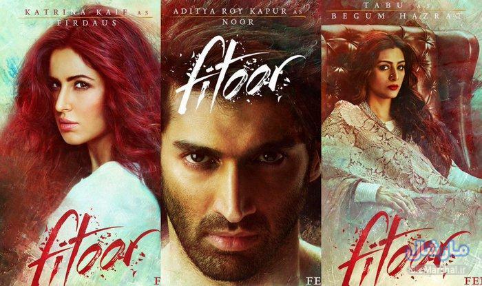 دانلود آهنگ های فیلم هندی Fitoor