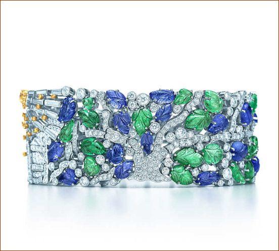 مدل های جدید جواهرات برند Tiffany Co