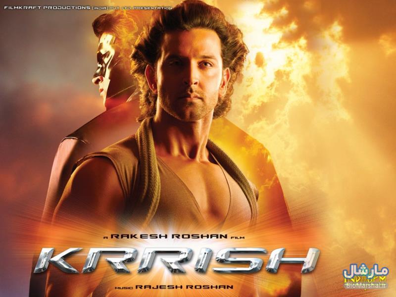 دانلود آهنگ های فیلم هندی Krrish