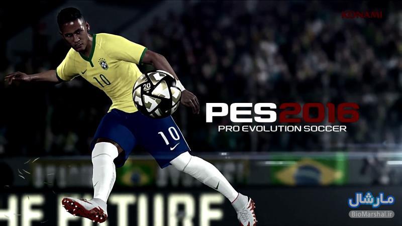 دانلود تیزر رسمی بازی PES 2016