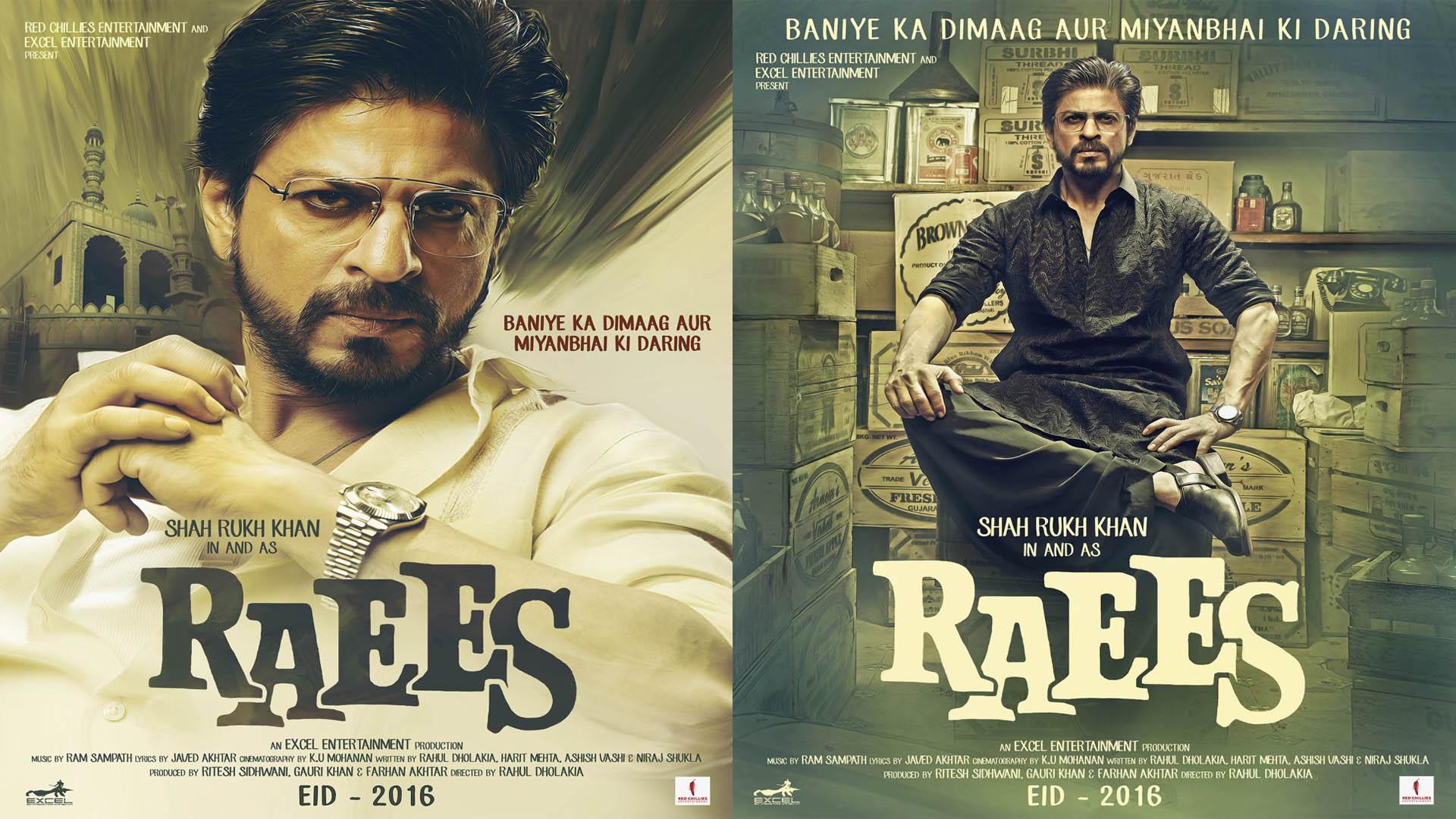 دانلود آهنگ های فیلم هندی Raees