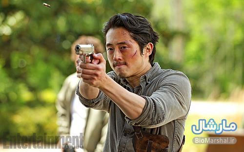 عکس های شخصیت های سریال The Walking Dead در فصل 6