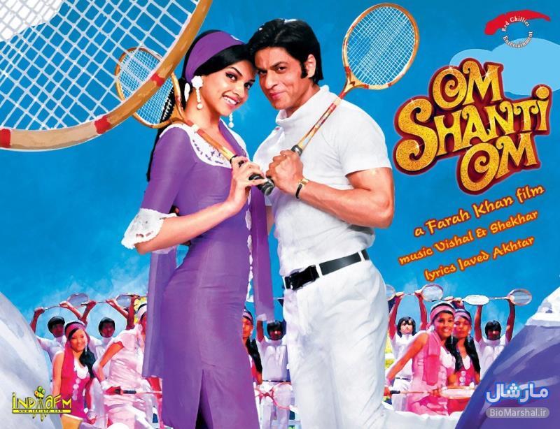 دانلود آهنگ های فیلم هندی Om Shanti Om
