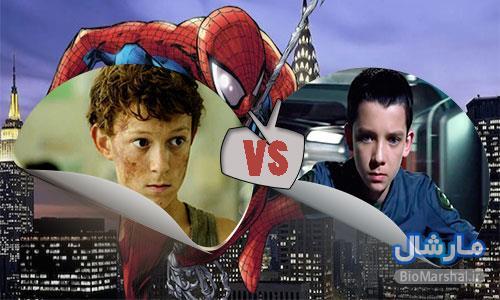 مشخص شدن دو کاندید نهایی نقش Spider Man
