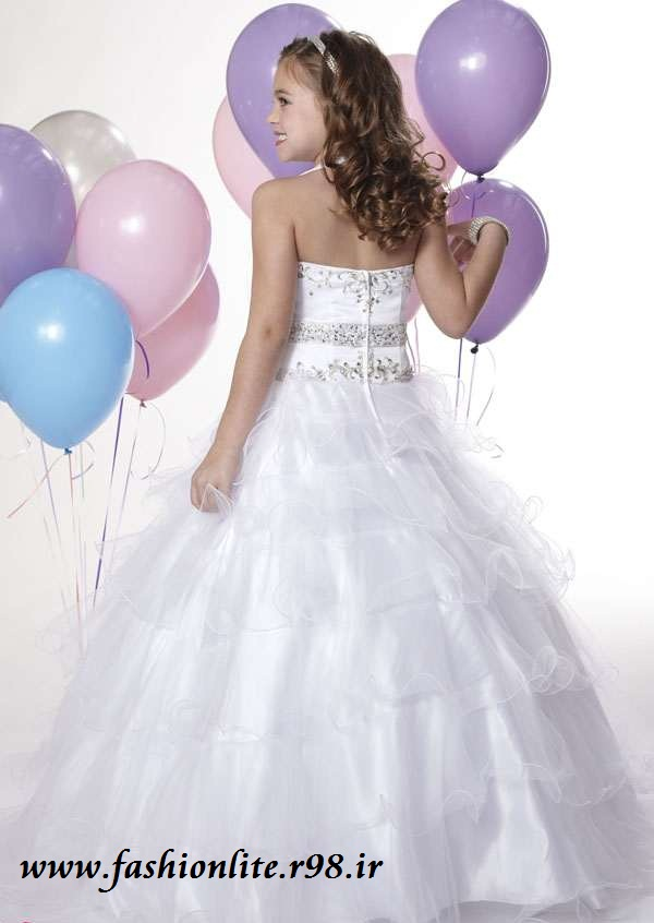 قیمت لباس عروس کودک