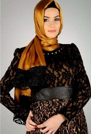 شال و روسری جدید,مدل سال و روسری ترکی  عربی