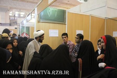 تصاویر غرفه هم اندیشان در بیست و ششمین نمایشگاه کتاب تهران