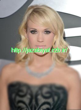 Carrie Underwood     فرمول رنگ موی