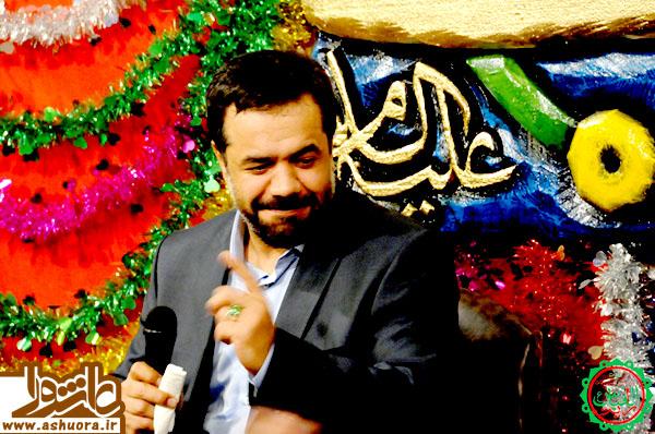 حاج محمود کریمی شب میلاد امام علی (ع) از سالهای 1379 تا 1391