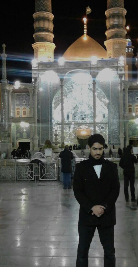 مداحی عبدالحمید عبادی در محرم سال 1388