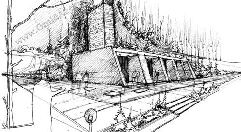 اهمیت راندو و اسکیس در معماری با گفتار آرتور امید آذری