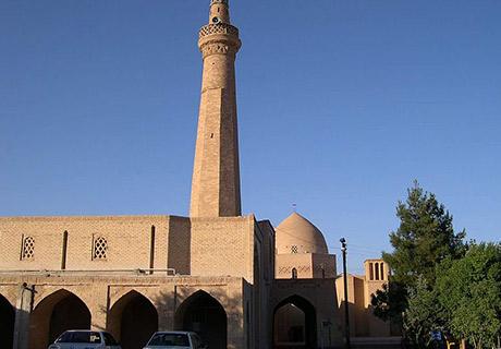 بناهای تاریخی نایین