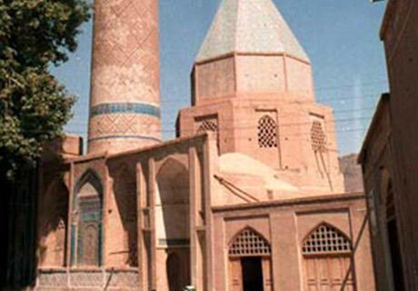 بناهای تاریخی نطنز