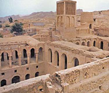 بناهای تاریخی پارسیان