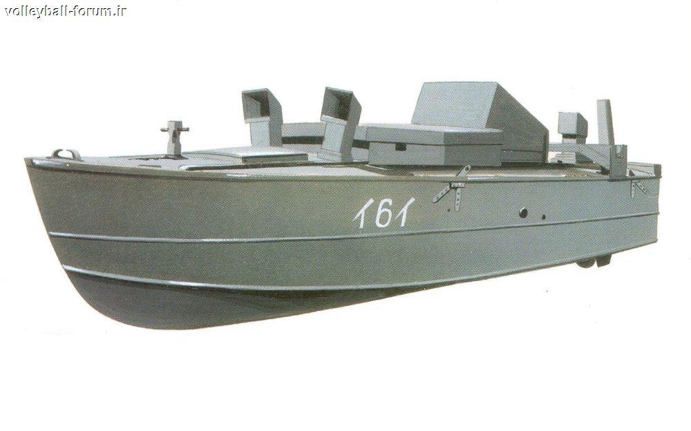 آشنایی با قایقهای انفجاری جنگ جهانی دوم !