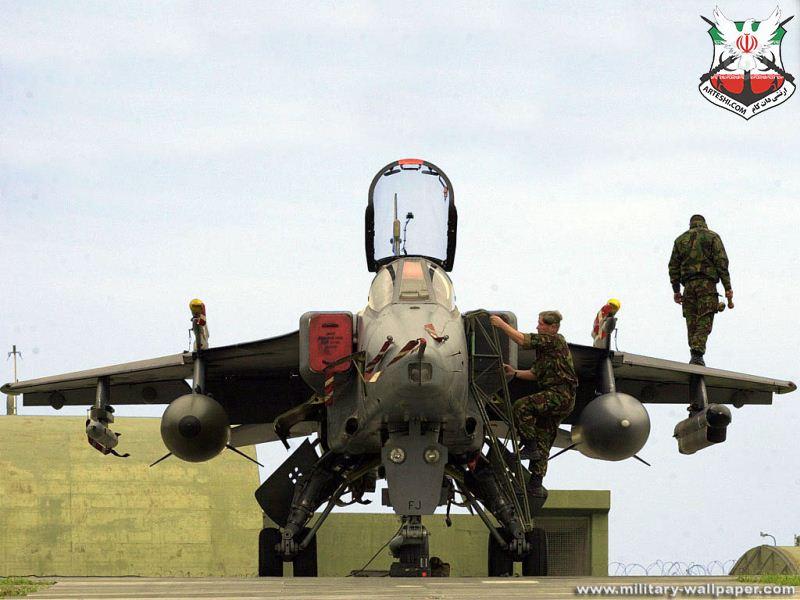 معرفی کامل جنگنده پشتیبانی نزدیک جگوار SEPECAT Jaguar محصول مشترک فرانسه و بریتانیا !