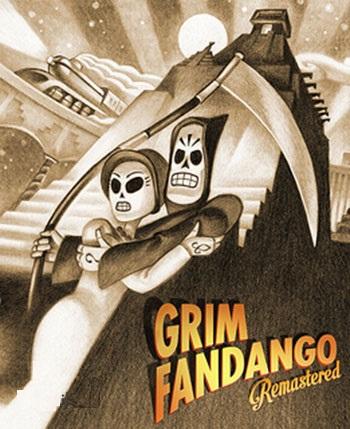 دانلود بازی Grim Fandango Remastered برای PC
