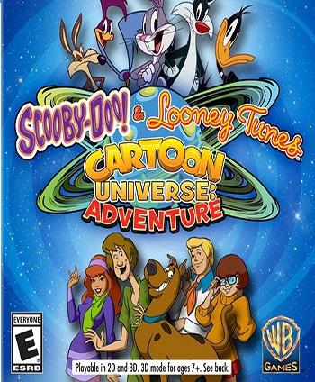 دانلود بازی Scooby Doo and Looney Tunes Cartoon Universe Adventure برای PC