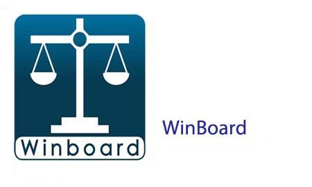 بازی شطرنج WinBoard 4.8.0 برای PC