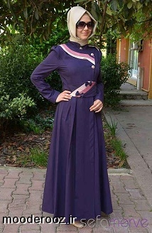 زیبا ترین مدل مانتو مجلسی 2014