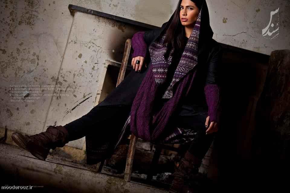 مدل مانتوهای شیک ایرانی برای عید نوروز 93