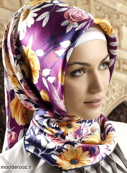 مدل روسری عید۹۳