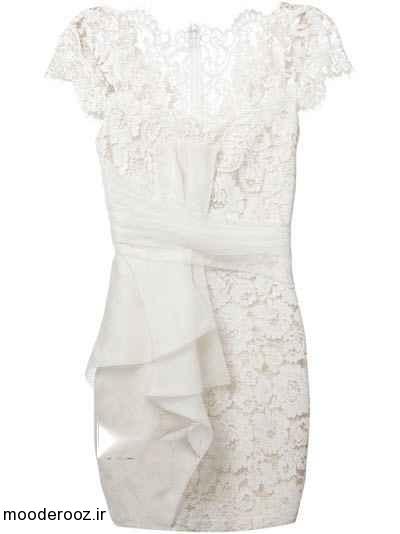 مدل لباس مجلسی گیپوری ۲۰۱۴