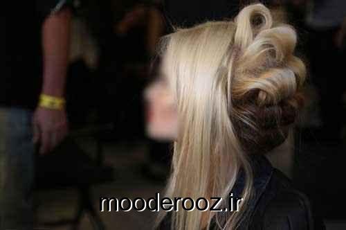 مدل موهای بسته و شیک دخترانه