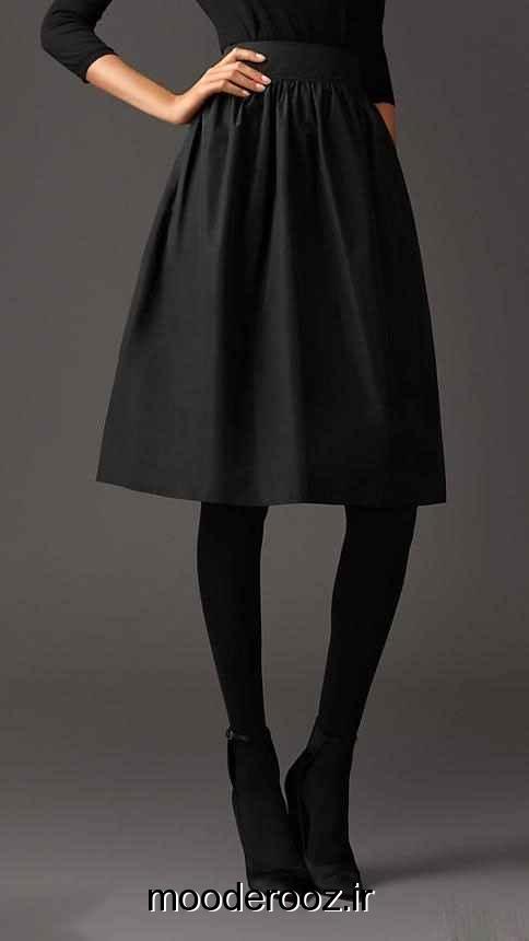 مدل دامن مجلسی شیک و زیبا