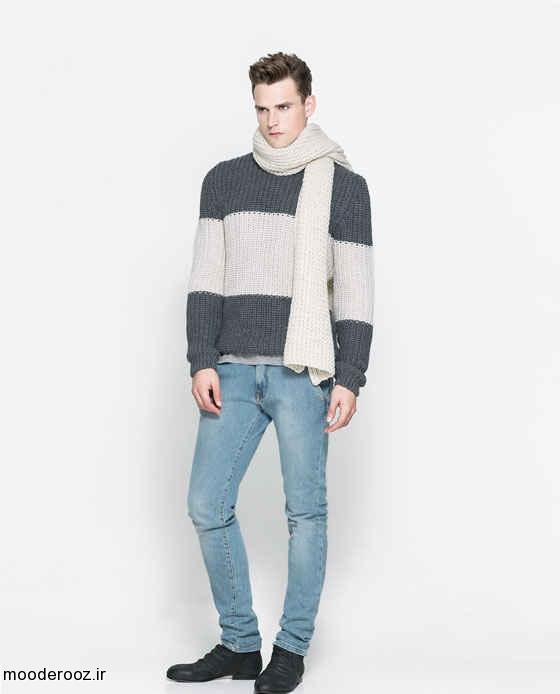 مدل لباس های بافتنی مردانه