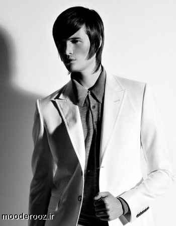 مدل مو بلند مردانه