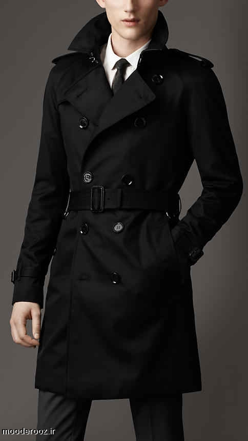 مدل های زیبای پالتو زمستانی مردانه