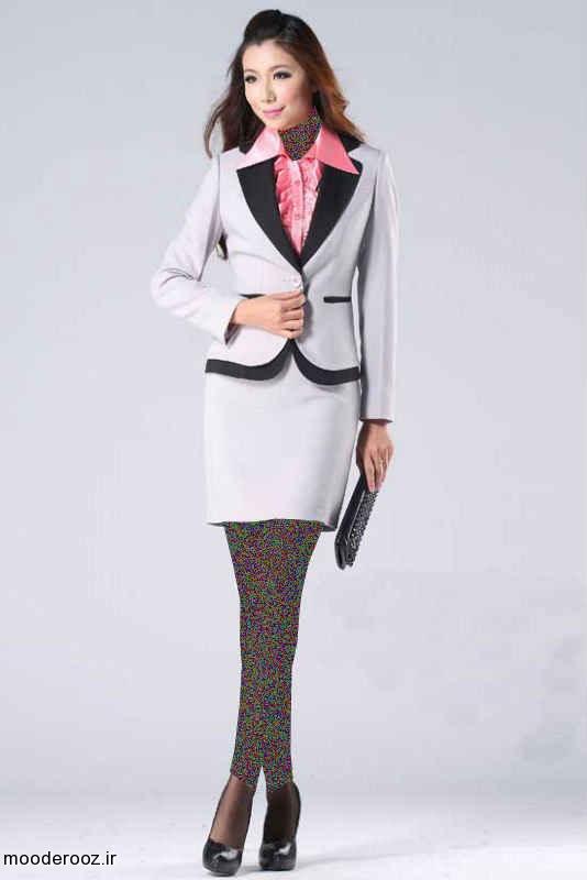 زیبا ترین مدل کت و دامن ۲۰۱۴