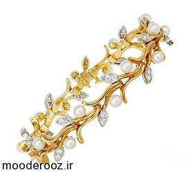 مدل دستبند دخترانه عید نوروز ۹۳