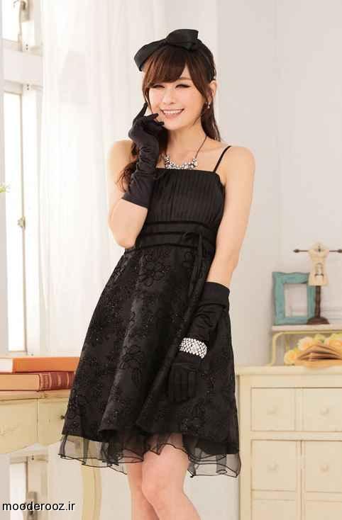 مدل لباس مجلسی کره ای 2014