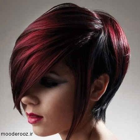 مدل مو فشن زنانه و دخترانه