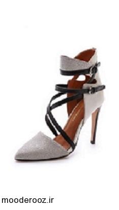 مدل کفش زنانه مجلسی جدید