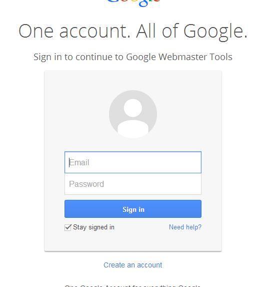 اموزش ثبت سایت یا چت روم در گوگل وب مستر(یکی از کارهای سئو)