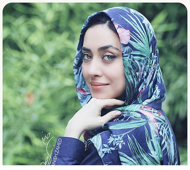 عکس های جدید و جذب بهاره کیان افشار تیر 94