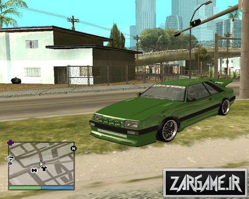 دانلود نقشه GTA V برای (GTA 5 (SanAndreas