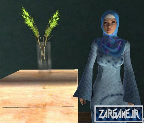 دانلود اسکین دختر با حجاب برای GTA Sa