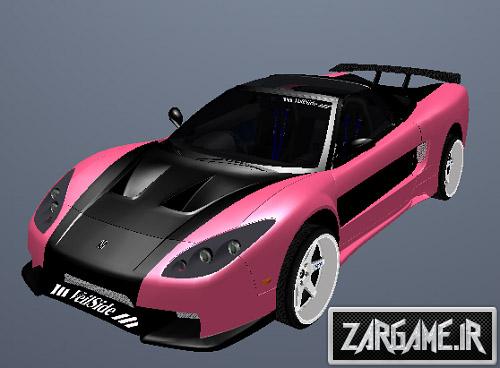دانلود ماشین لوکس و بسیار زیبای هوندا NSX برای GTA 5