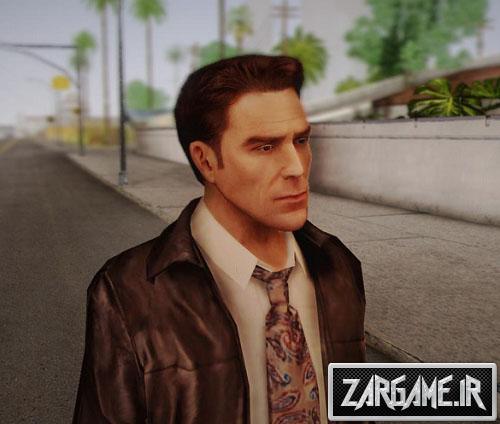 دانلود اسکین مکس پین برای GTA 5