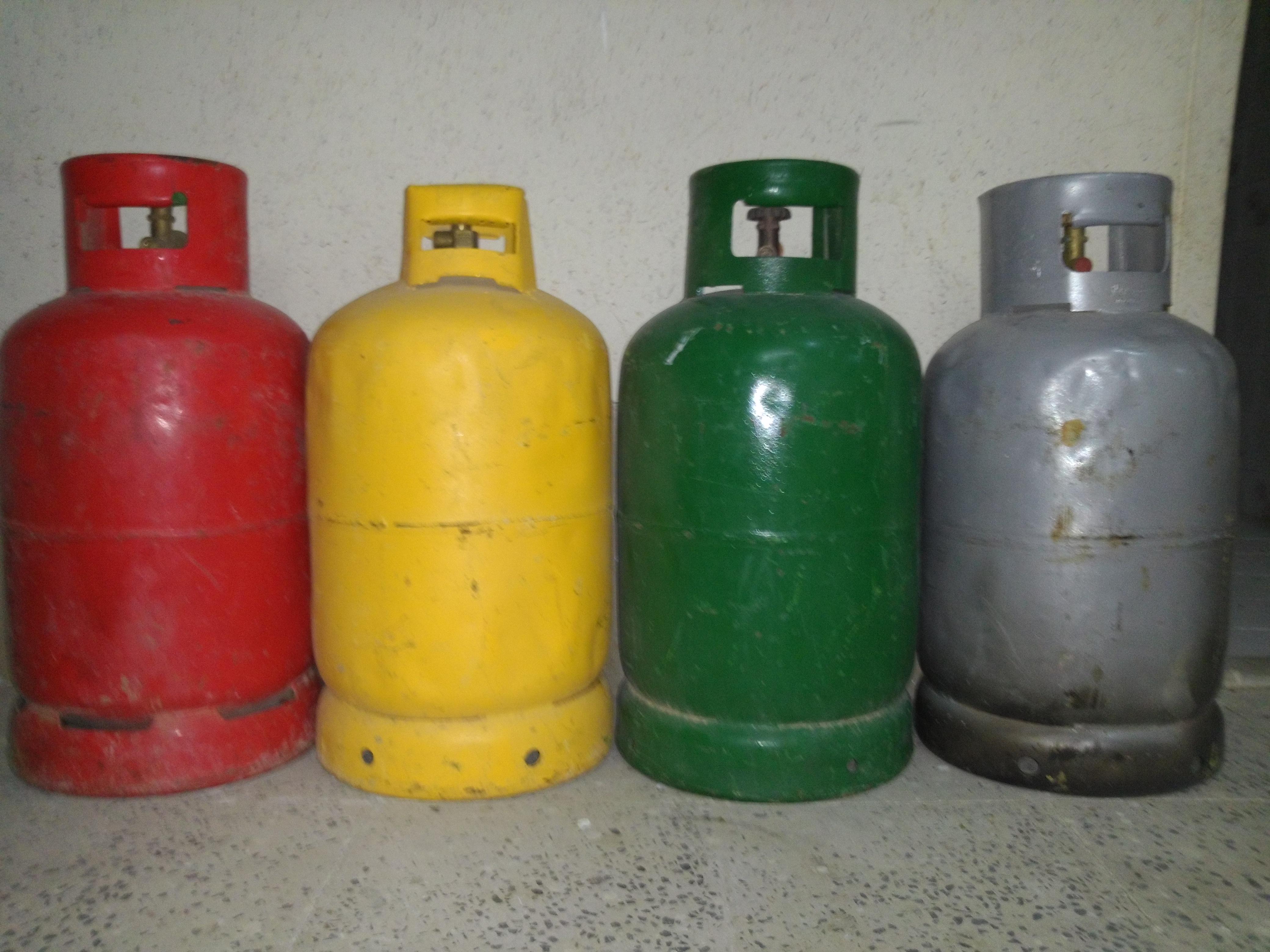 عکس سیلندر گاز