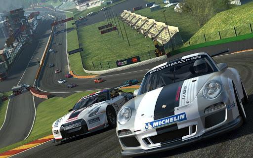 بازی اندرویدReal Racing 3