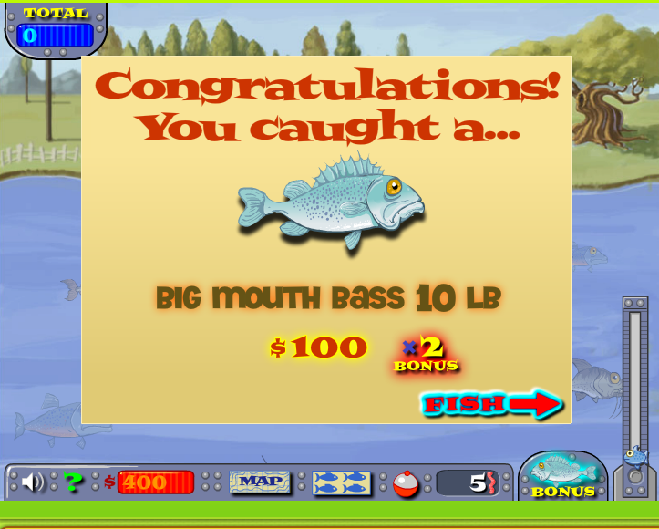 بازی انلاین ماهیگیری