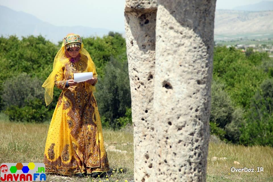 دانلود آهنگ محلی دختر بویر احمدی