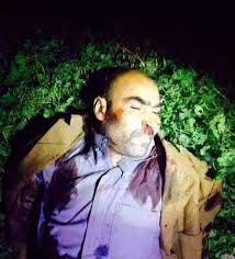تصویر منتشر شده از جسد البغدادی؛ سرکرده داعش