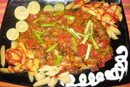طرز تهیه راگوی سبزیجات